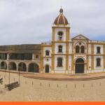 Restauración Plaza de la Concepción Mompox