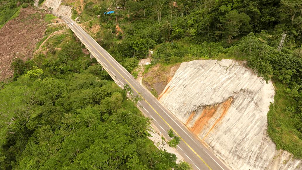 Carretera Bucaramanga - Barrancabermeja - Yondó