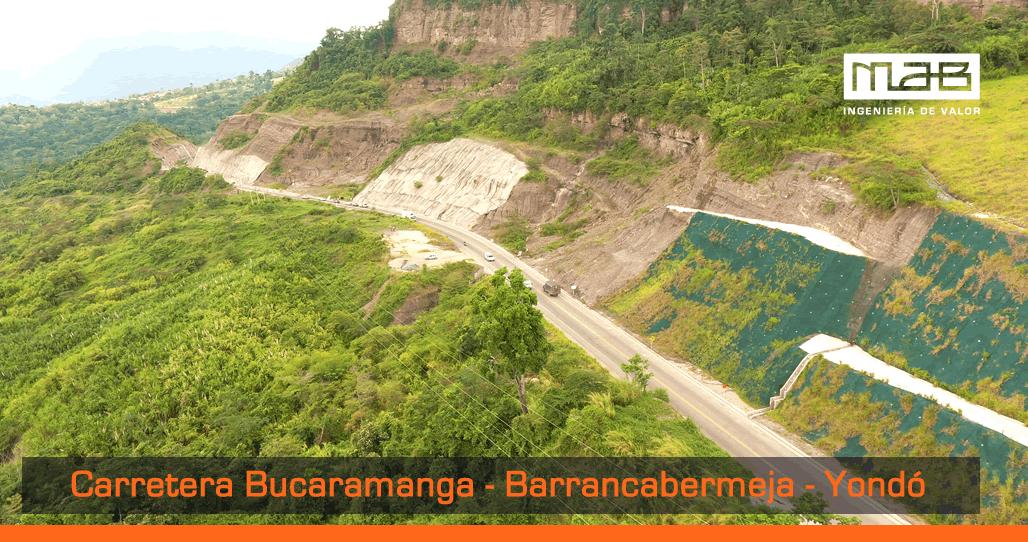 Carretera Bucaramanga – Barrancabermeja – Yondó beneficiará a comunidades de Antioquia y Santander