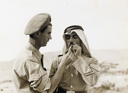 Jewish Arab Relations