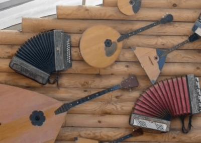 מחרוזת שירים רוסיים – גבי ברלין וקהל