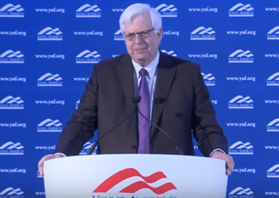 Dennis Prager LIVE from GWU at YAF's 39th NCSC