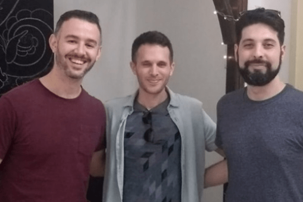 Episode 135 – Eytan and Naor Spill the Beans – Cross-episode with the Angry Falafel Podcast