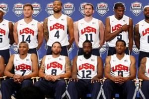 """דרוג נבחרות ארה""""ב בכדורסל: החלומית ביותר/אלעד זאבי"""