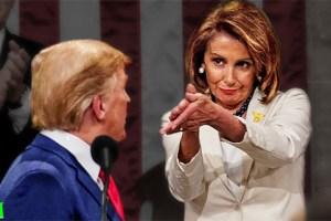 ננסי פלוסי לא מבטלת אפשרות להליכי הדחת הנשיא \ בן אלידע