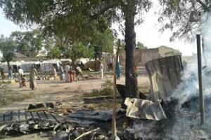 30 ניגריה: שלושה מחבלים התפוצצו בזמן צפיה בכדורגל – והרגו