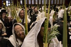 Sukot in Mea Sherim, Jurusalem