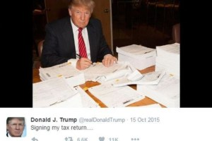 בשביל מה בכלל צריך את דוחות המס של טראמפ? \ עמי ימיני