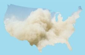 ענן אבק על אמריקה – מה שצריך לדעת