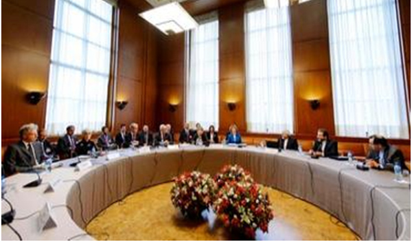 Nuclear Talks