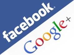 فيسبوك وجوجل