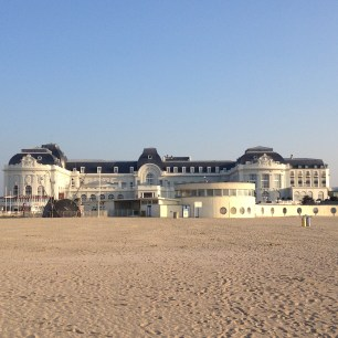 L'hôtel Les Cures Marines Trouville