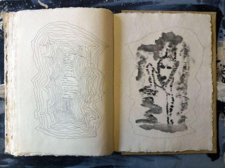Art Diary 2018  Künstlerbuch