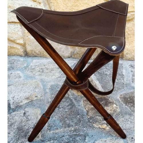 taburete, silla de caza, caza, silla plegable