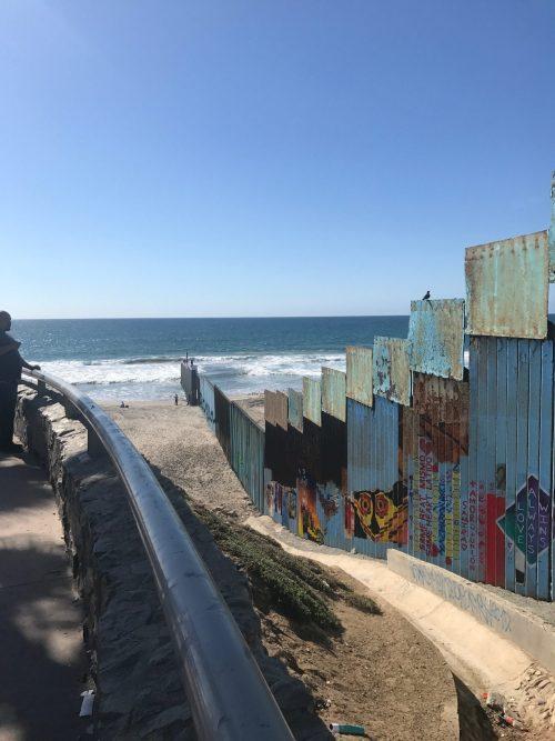 Lament at the Border Wall