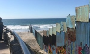 Lament at the Border Wall