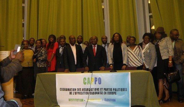 Communiqué: La diaspora gabonaise dit «OUI» à un «Dialogue Inclusif Souverain»