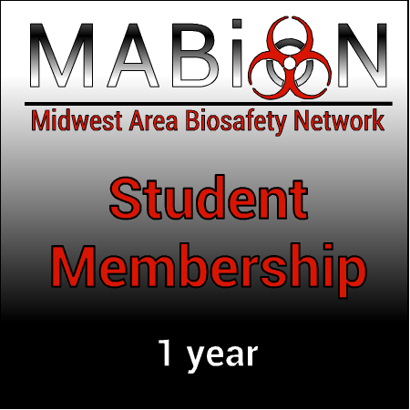 1yr Student membership picture