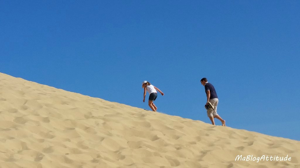 Le Bassin d'Arcachon et la dune du Pilat