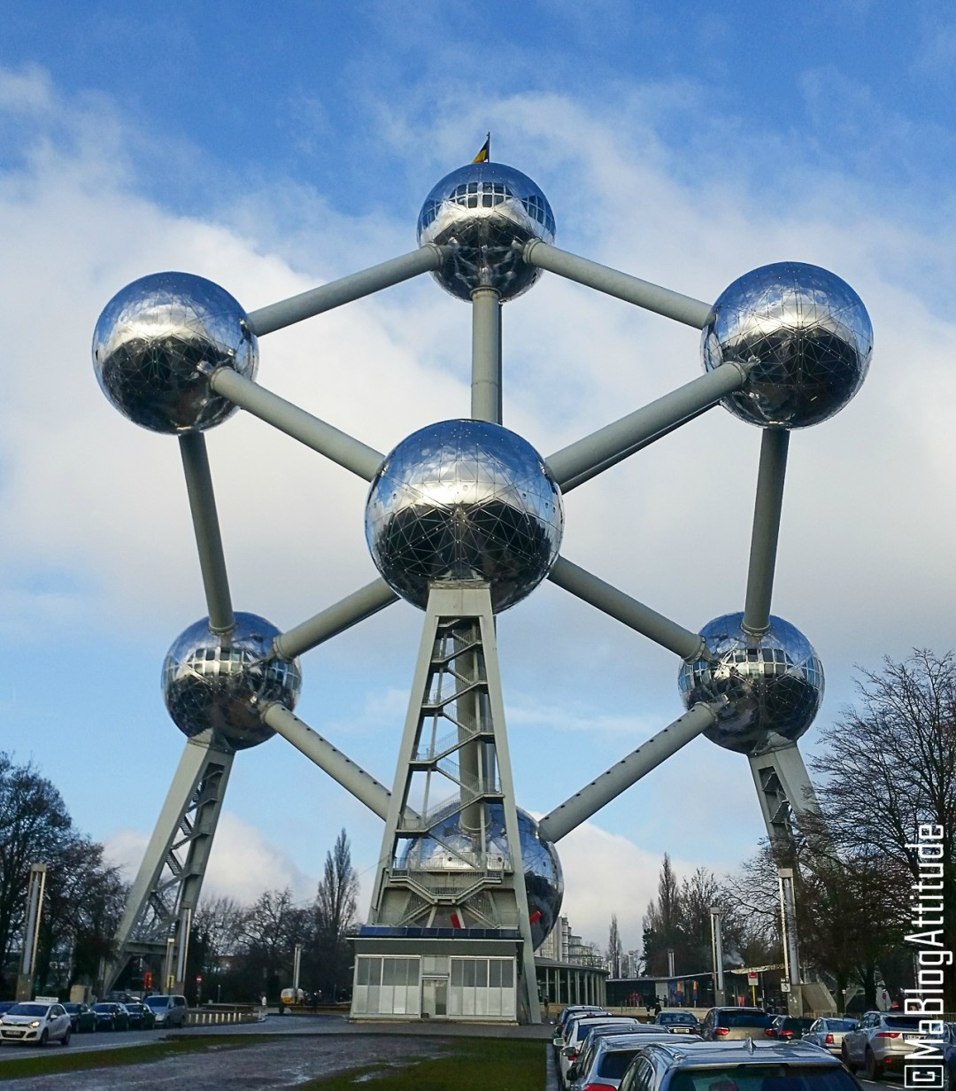Atomium, symbole de la Belgique