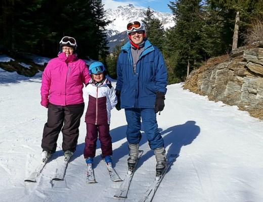 On a testé les cours de ski en famille