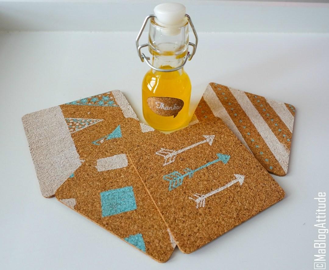 DIY cadeau de fin d'année - kit apéro