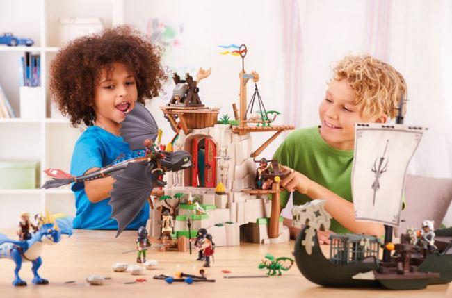 Nouveautés Playmobil Dragons