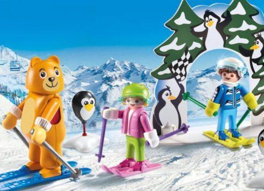 Nouveautés Playmobil Sport d'hiver