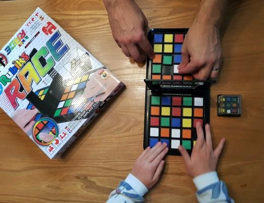 Jeu Rubiks Race
