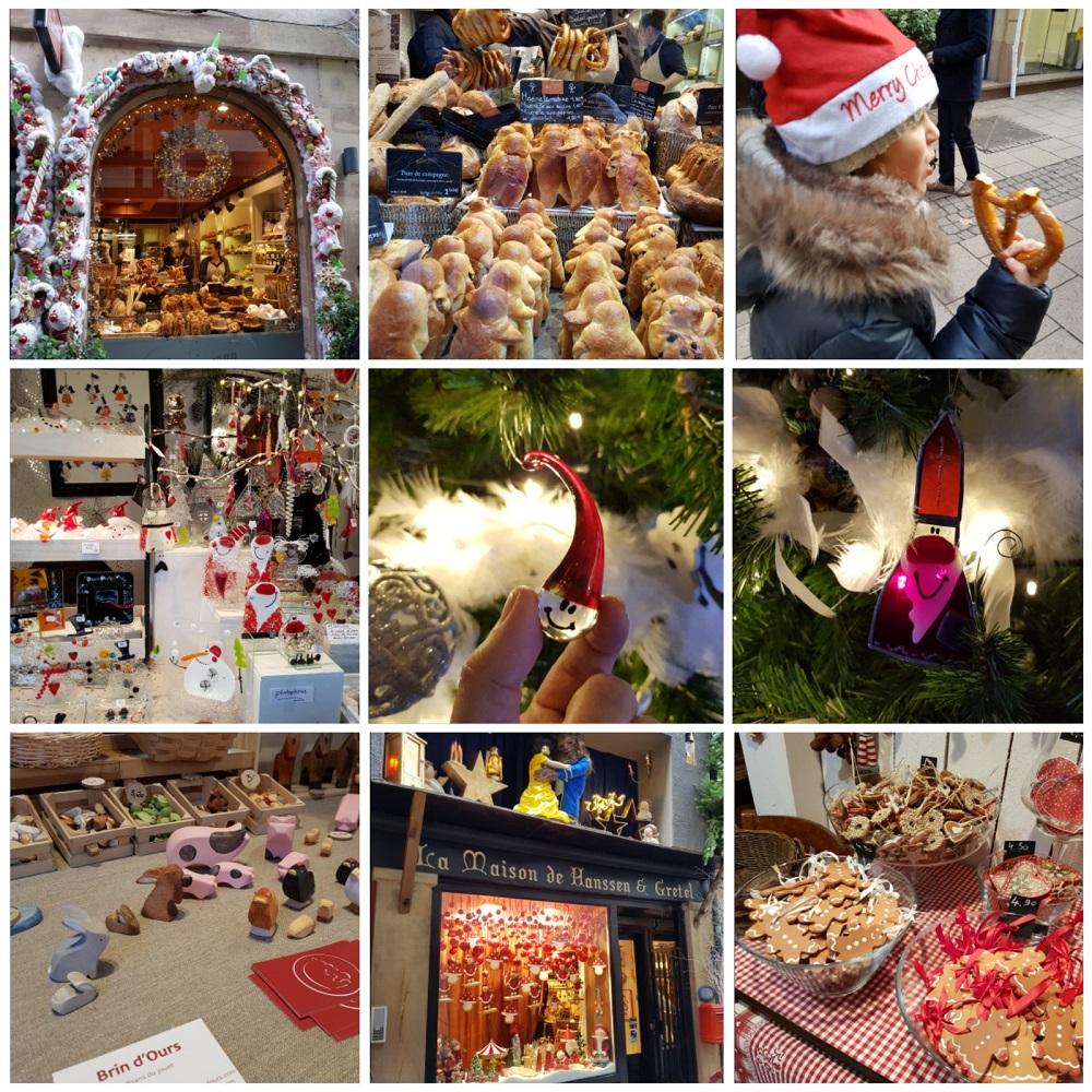 Marché de Noël strasbourg artisanat