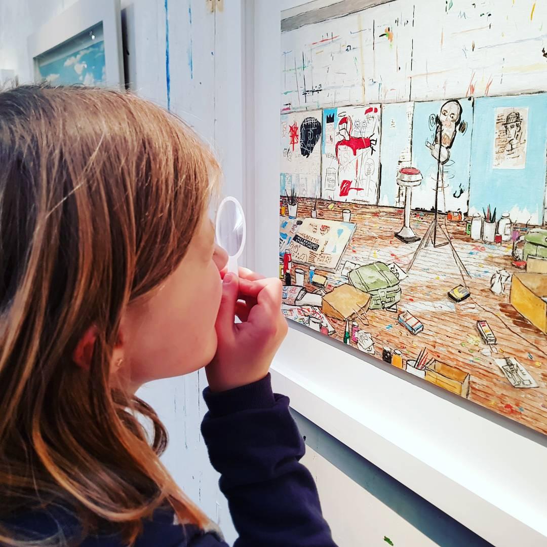 Un week-end à paris avec des enfants - Musée en Herbe