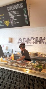 Ancho, fresh mexican kitchen