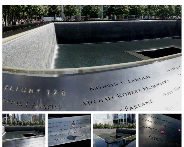 New York - ground zero - memorial