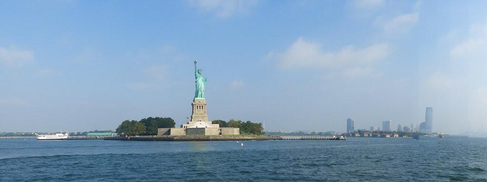 New York, nos incontournables, la Statue de la liberté