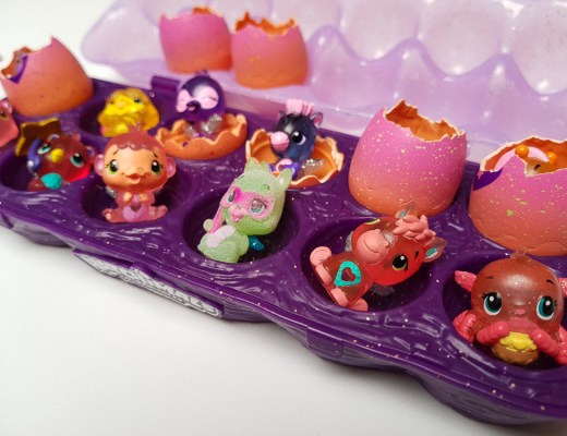 Hatchimals colleggtibles série 4