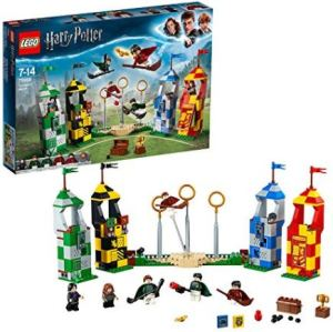 Sa wishlist de noel 2018 - lego harry potter