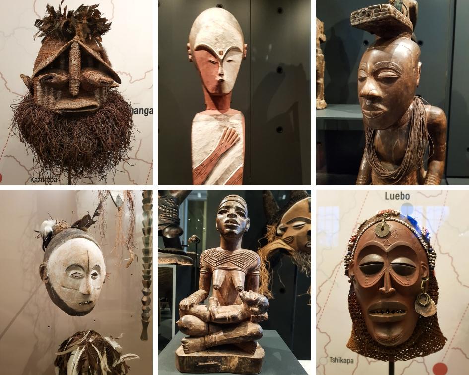 Notre visite en famille au Africa Museum