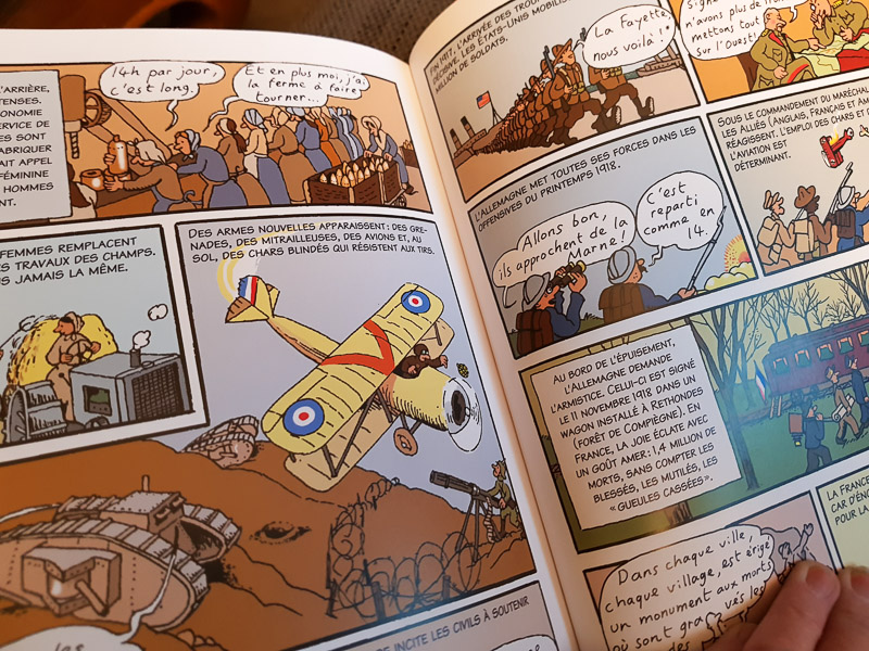 BD : L'histoire de France en bande dessinée
