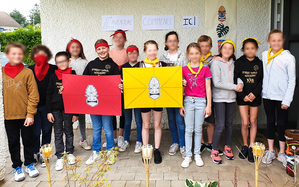 Sa fête d'anniversaire Koh Lanta : organisation et déco