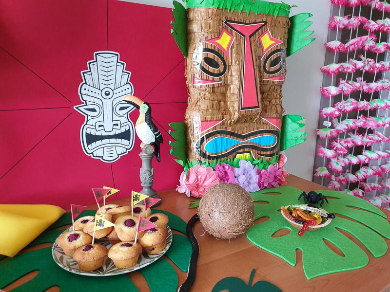 Sa fête d'anniversaire Koh Lanta : idées décoration et épreuves