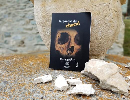 Mon avis sur le thriller La Parole du Chacal et interview de son auteur Clarence Pitz