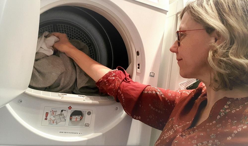 Moi et mon sèche linge, entre économie et écologie