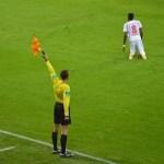 サッカー審判 ワールドカップ セネガル ベルギー 日本代表 主審 副審 FIFA