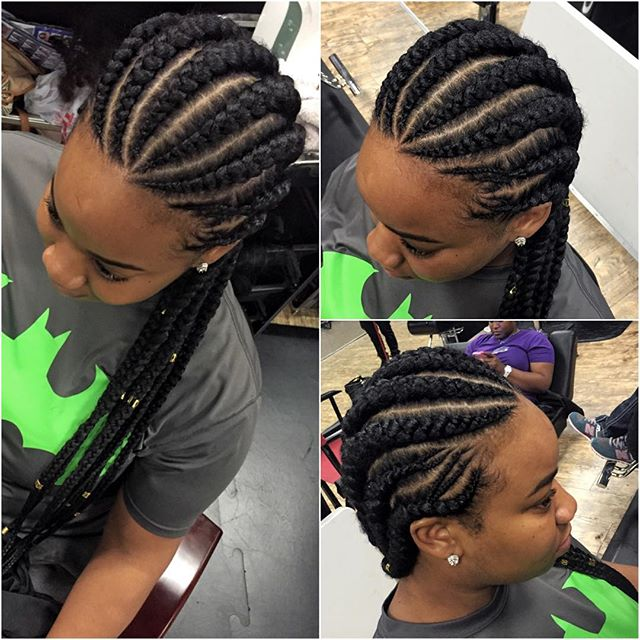Awesome Pictures African Braids Hairstyles Contemporary - Styles ...