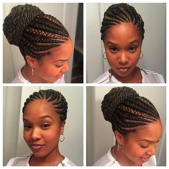 straight up braids 1