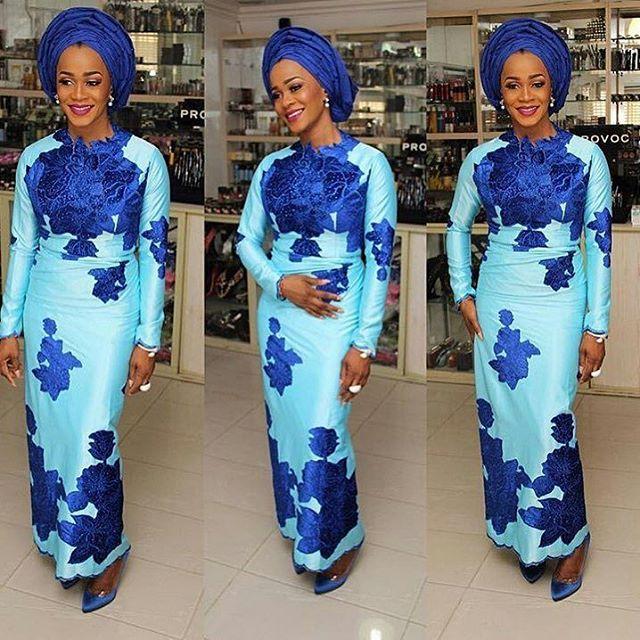 aso ebi gallery colour combination 4