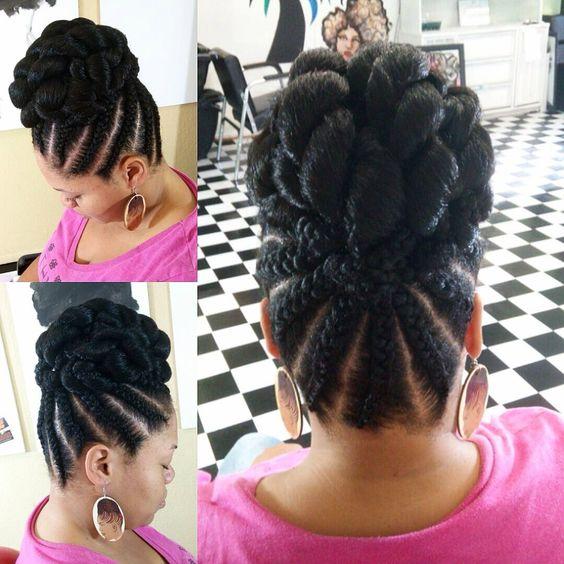 latest ghana weaving hairstyles 5