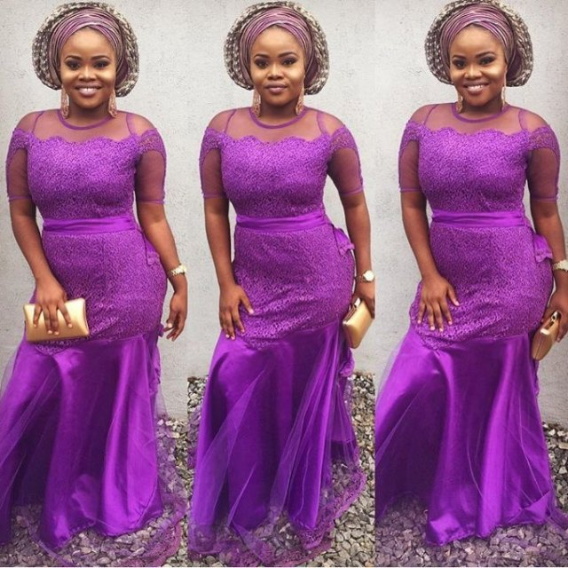 latest aso ebi styles for wedding