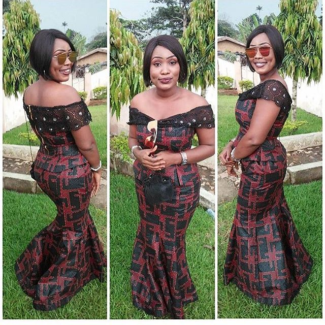 skirt and blouse ankara styles 2017 5
