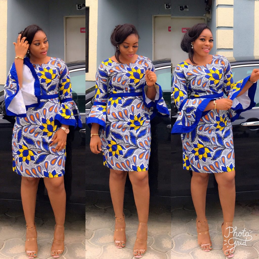 Amazing Ankara Gown Styles That Will Turn Heads This Summer